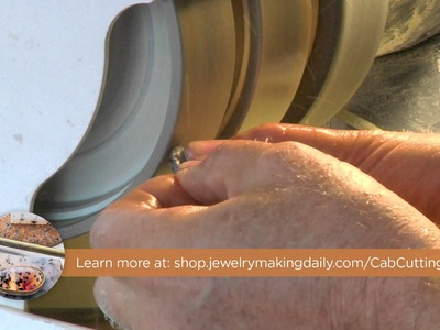 Basic Cabochon Cutting for Jewelry Makers Preview