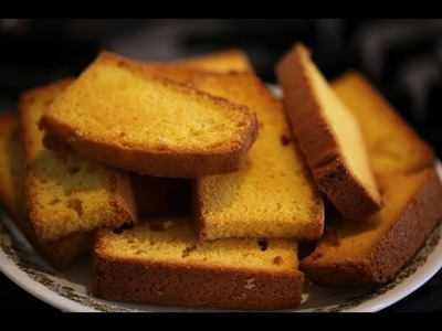 """ Cake Rusk "" Bajias Cooking"