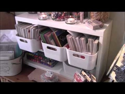 Craft room Tour part 2