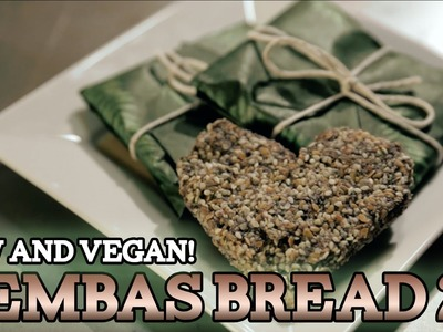 How to make LEMBAS BREAD 2.0 - Raw & Vegan! The Lord of the Rings Feast of Fiction S3 Ep5