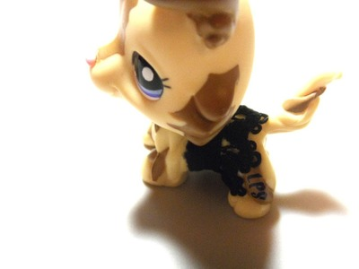 How To: Skirt 101 #1 Lace (LPS)