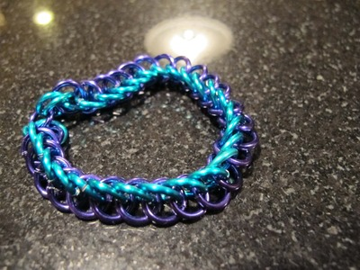 Make Your Own Chainmaille bracelet!