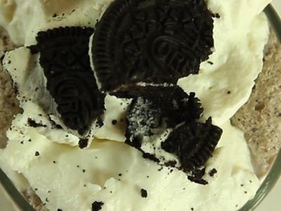 Oreo Smoothie Recipe by Rebecca Brand
