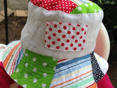 Bucket Hat - how to make one