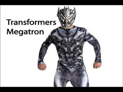 Costume Ideas: Transformers Revenge of the Fallen