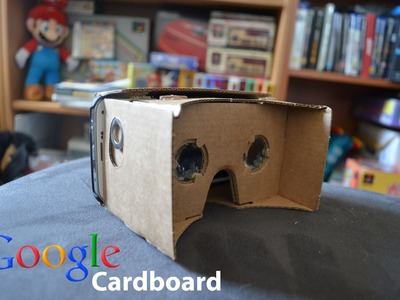 Google Cardboard & 3 Awesome Free Apps
