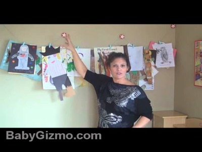 How to Display Your Kids' Artwork as Home Decor - Baby Gizmo