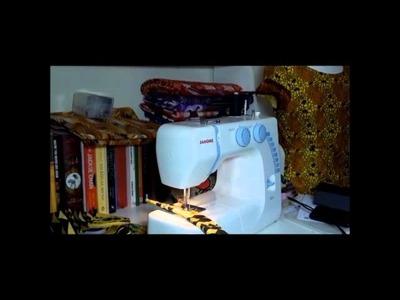 How to make a baby ankara dress