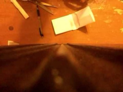 How To Make Paper Tyvek Wallet