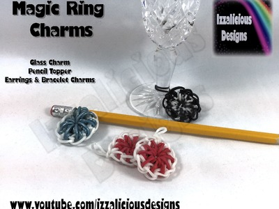 Rainbow Loom - Magic Ring Charm - Hook Only (loomless.loom-less)