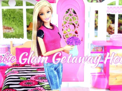Barbie Glam Getaway House Review