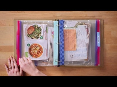 Bringing Order to Recipe Card Madness—How to easily organize your recipe cards