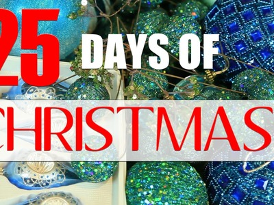 Christmas Room Decor DIY's + Gift Ideas | 25 Days of Christmas | Robeson Design