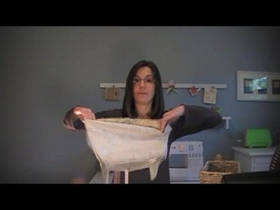 Curbly Video Podcast: How to Sew a Basket Liner Without .