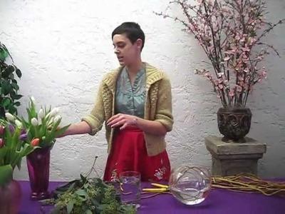 FRESH TEN FILMS: How to Make a Modern Tulip Arrangement