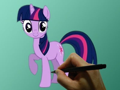 How to Draw Twilight Sparkle