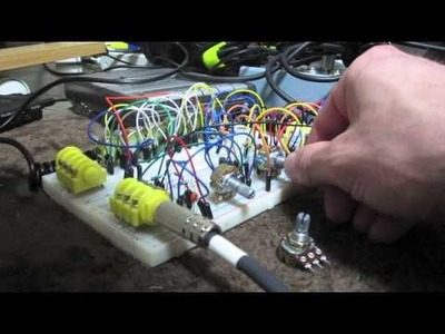 Super Simple DIY Resonant Low Pass Filter Circuit