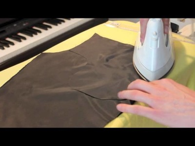 Trousers from scratch, Part 5: Constructing the front pockets