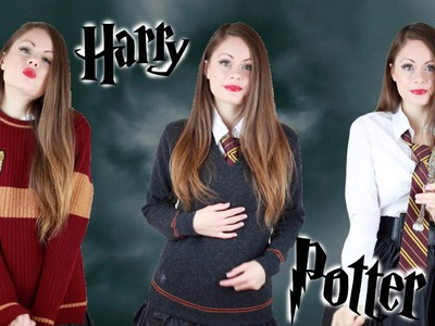 ♡ DIY Harry Potter Halloween Costume 2015 | Sue Rose ♡