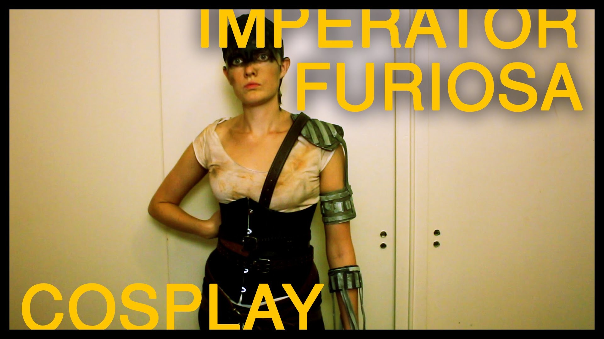 Mad Max Furiosa DIY Costume