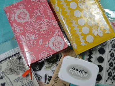 {[DIY]} Hobonichi Techo Cover on Cover
