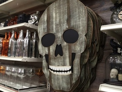 Halloween at Michael's Craft Store! (Aug. 2015)