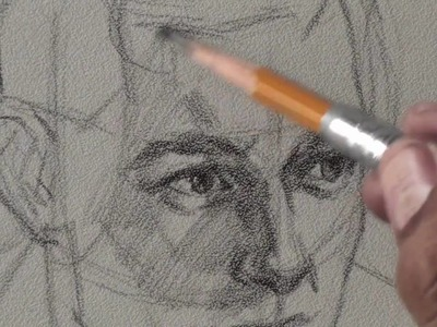 How To Draw A Head: The Andrew Loomis Approach Part 2