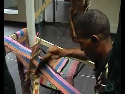 Kente Cloth Weaving Demonstration