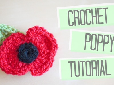 CROCHET: Poppy Tutorial | Bella Coco