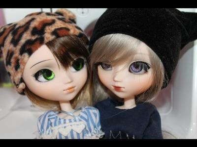 Cute doll animal beanie tutorial