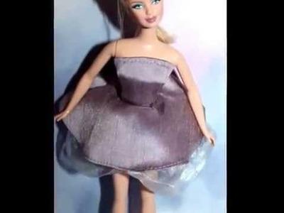 HOW TO MAKE a tutu dress : My Outfits # 64