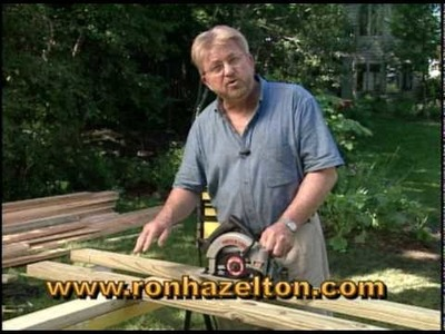 How to Make Rip Cuts Without a Table Saw