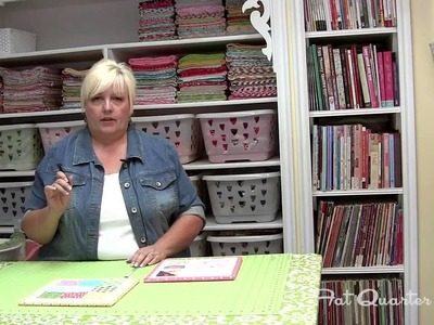How to mark your fabrics with a Mechanical Pencil for Quilting - Fat Quarter Shop