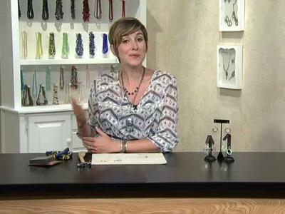 Jewel School: Candie Cooper Hammered Earrings