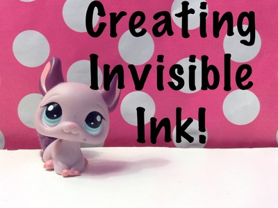 LPS:Science Time|Invisible Ink