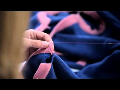 Chanel's 'The Making of the Cardigan'