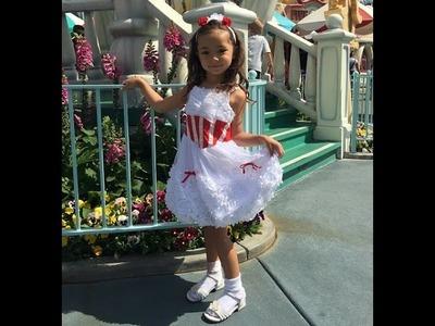 DIY Mary Poppins Dress
