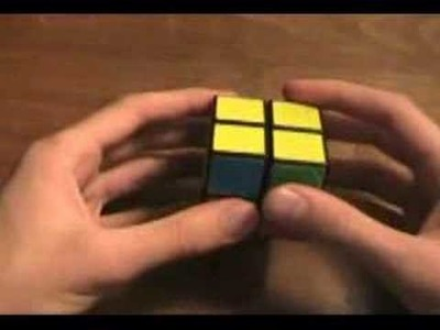 How to Solve a 2x2 Part 1