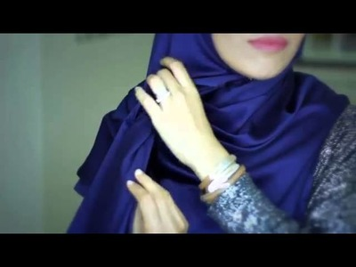 Tutorial How To Wear Hijab Modern, Rectangle Hijab, Hijab Syar'i Pashima, and Jilbab Paris Triangle