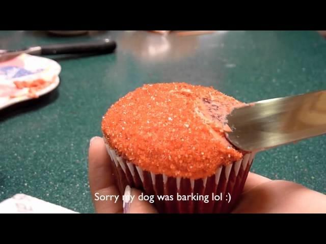 Angry Bird Cupcake Tutorial!!