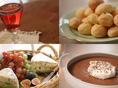 Beth's Fall French Menu || KIN EATS