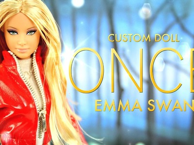 Custom Doll:  Once Upon A Time Emma Swan