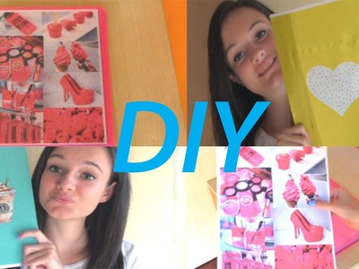 DIY BACK TO SCHOOL SUPPLIES || danysreams