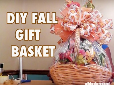 DIY Gift Basket for Fall Season - GiftBasketAppeal
