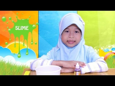 DIY ❤ How to Make Slime without Borax ​​​| Kids Toy (Game)