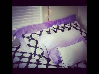 Ombre PIllow Case! Spice up your room (DIY)