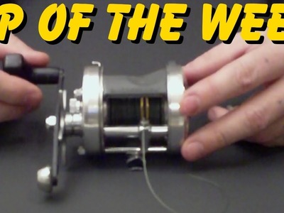 """Tip Of The Week"" - How To Stop Backlashes On Baitcasting Reels (E6)"