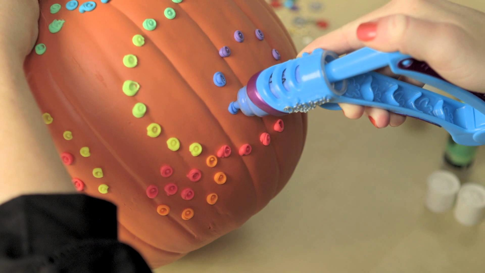DohVinci U.S. | DIY | Halloween Pumpkin Teaser