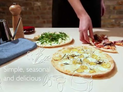 How To Create Delicious Pizza Toppings #JLCook