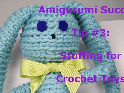 Amigurumi, Lets Make! - Sewing up my crochet Amigurumi ...